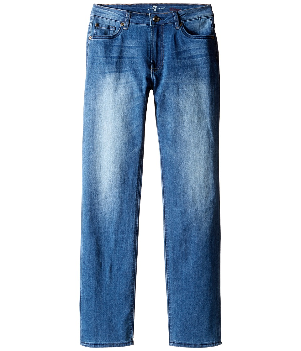 7 For All Mankind Kids - Slimmy Jeans in Forgotten Cove (Big Kids) (Forgotten Cove) Boy's Jeans