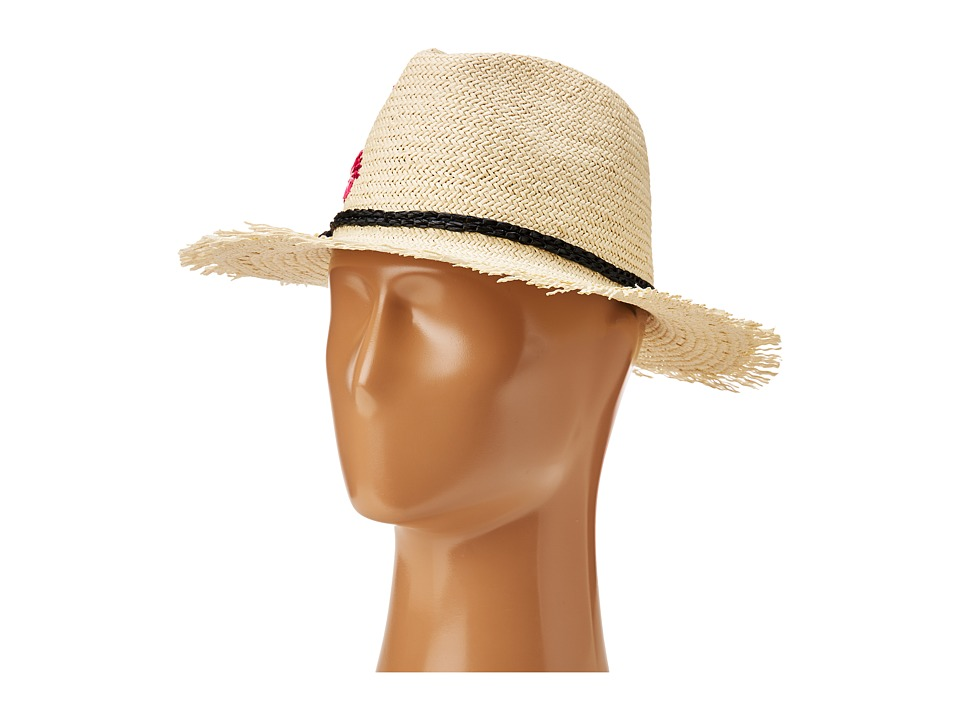Kate Spade New York - Hummingbird Trilby (Natural) Caps
