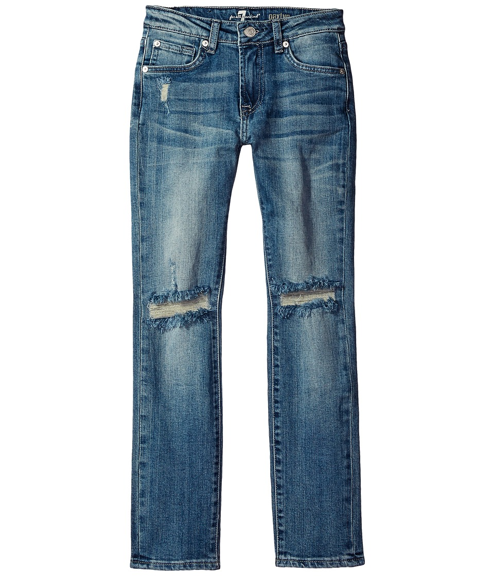 7 For All Mankind Kids - Paxtyn Jeans in Relic (Big Kids) (Relic) Boy's Jeans