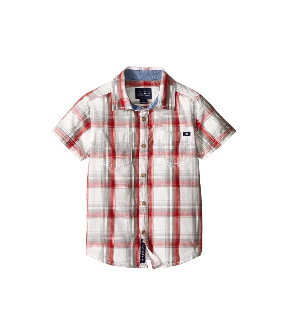 Lucky Brand Kids - Overflow Short Sleeve