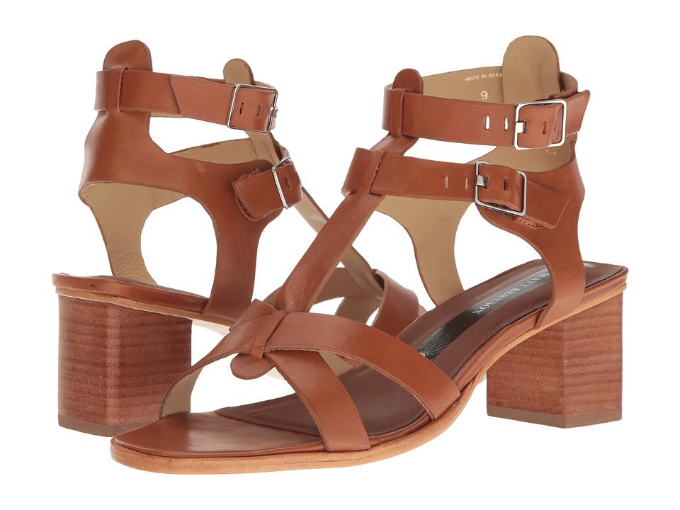 Matt Bernson - KM Block (Cognac) Women's Sandals