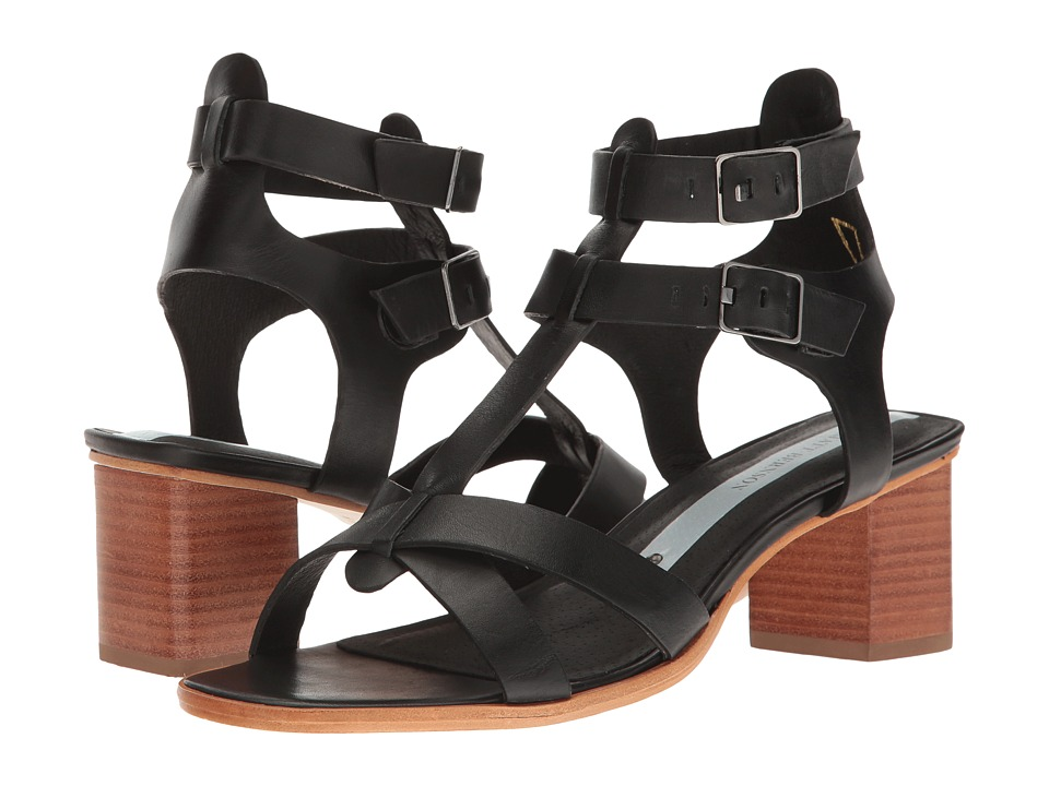 Matt Bernson - KM Block (Black) Women's Sandals