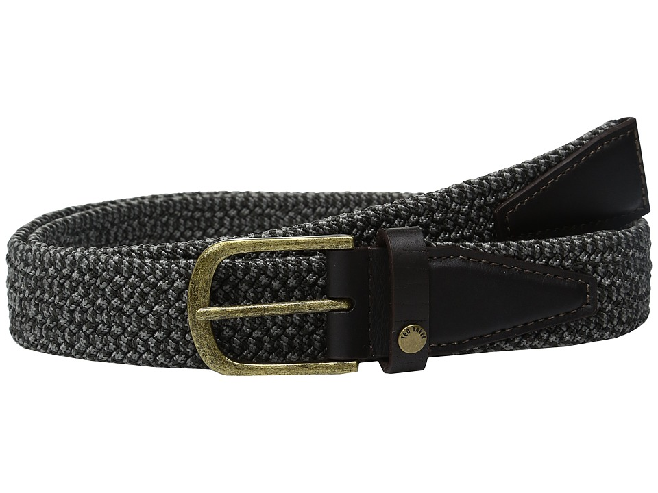 Ted Baker - Twizzer (Grey) Men's Belts