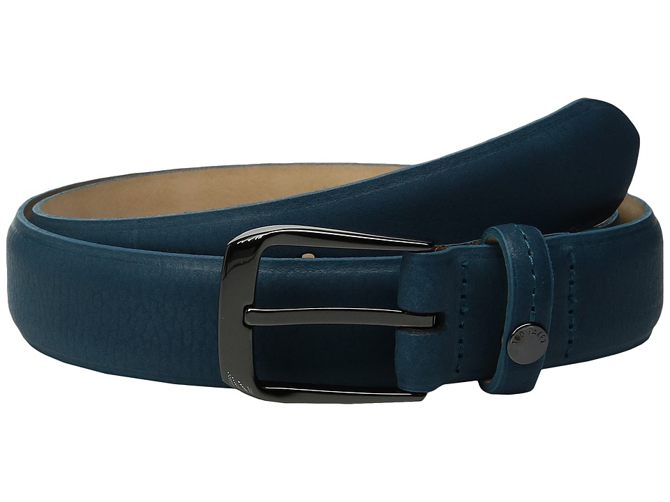 Ted Baker - Segment (Teal) Men's Belts