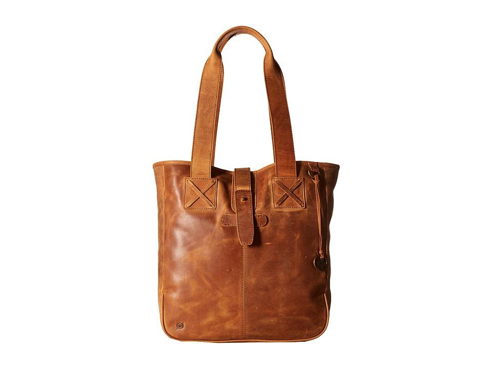 Born - Marietta Tote (Russet) Tote Handbags