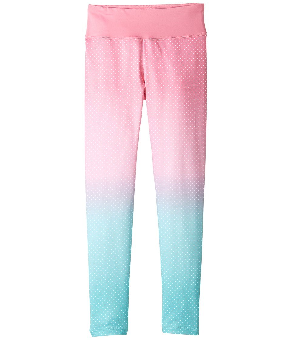 Stride Rite - Ombre Dot Print Athletic Leggings (Toddler) (Assorted Pastels) Girls Shoes