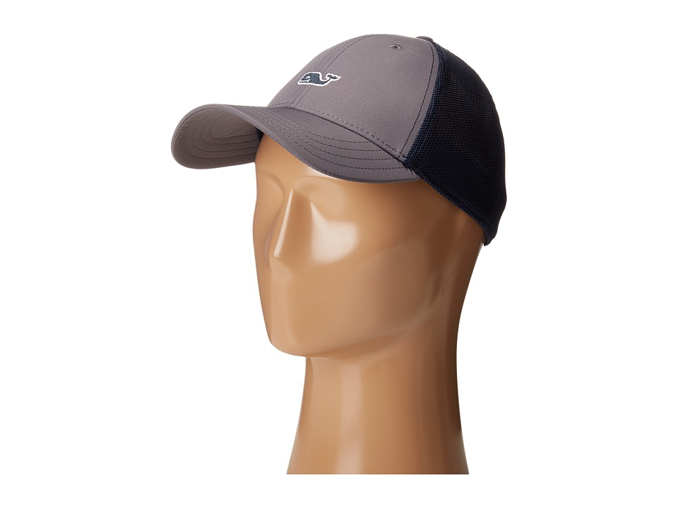 Vineyard Vines - Performance Trucker Hat (Hyannis) Caps
