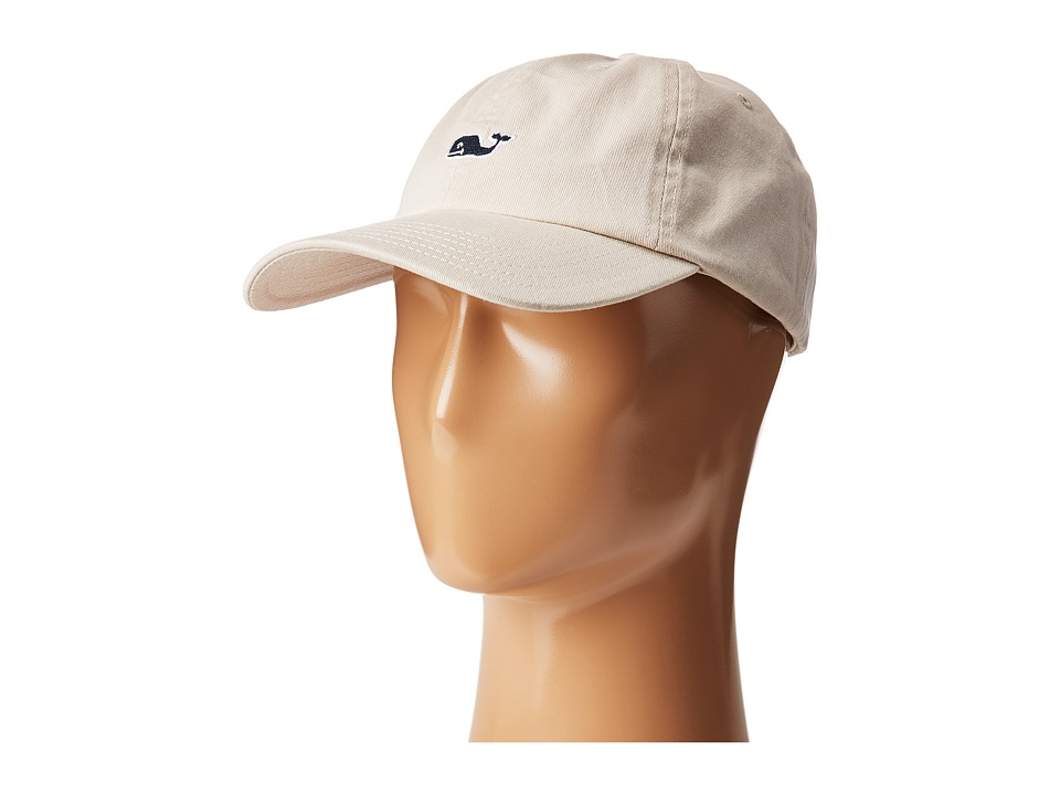 Vineyard Vines - Whale Logo Baseball Hat (Boardwalk) Caps