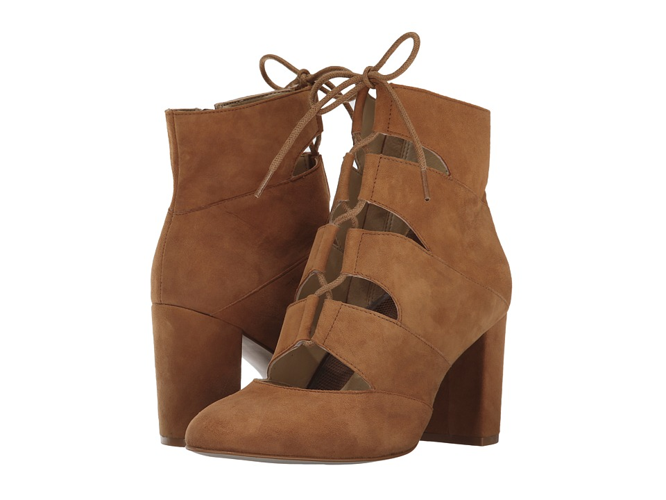 Walking Cradles - Mel (Honey Suede) High Heels