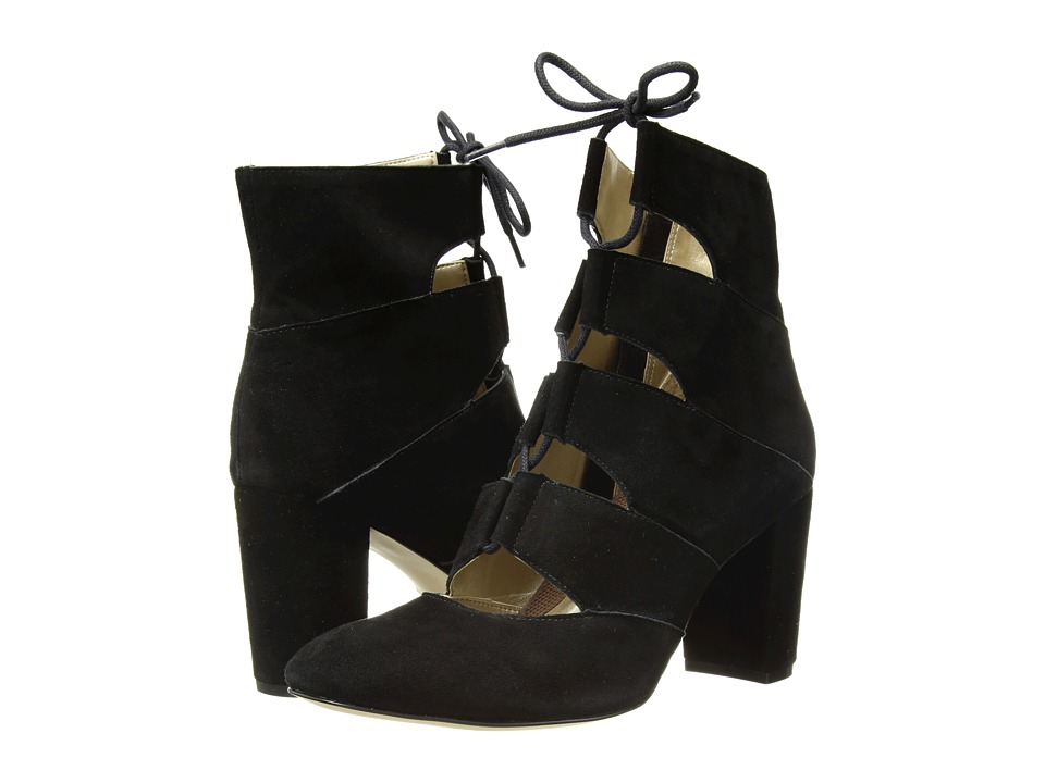 Walking Cradles - Mel (Black Suede) High Heels