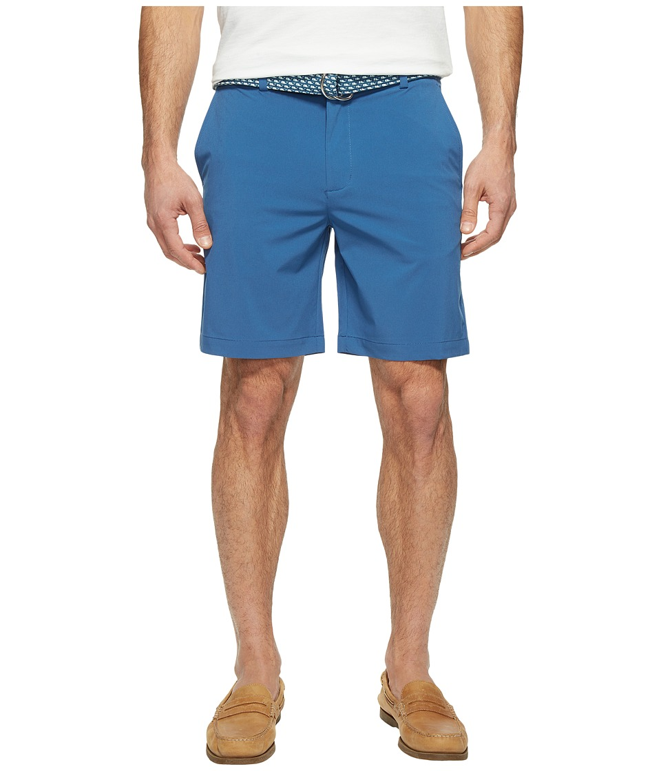 Vineyard Vines - 8 Performance Breaker Shorts (Flag Blue) Men's Shorts