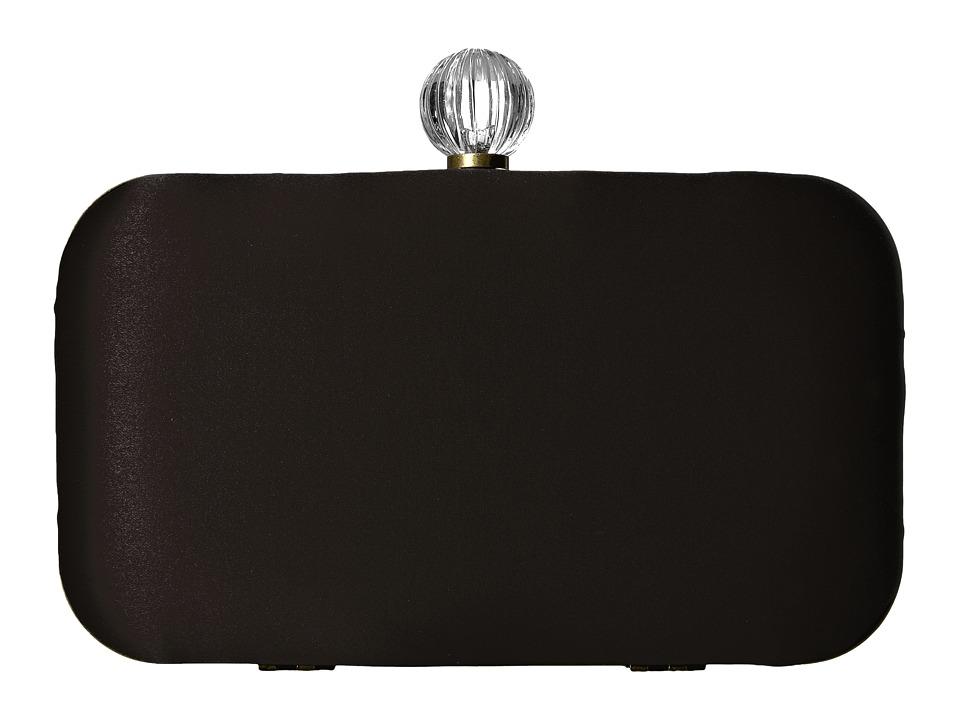 SJP by Sarah Jessica Parker - Ladybird (Ebony Satin) Handbags