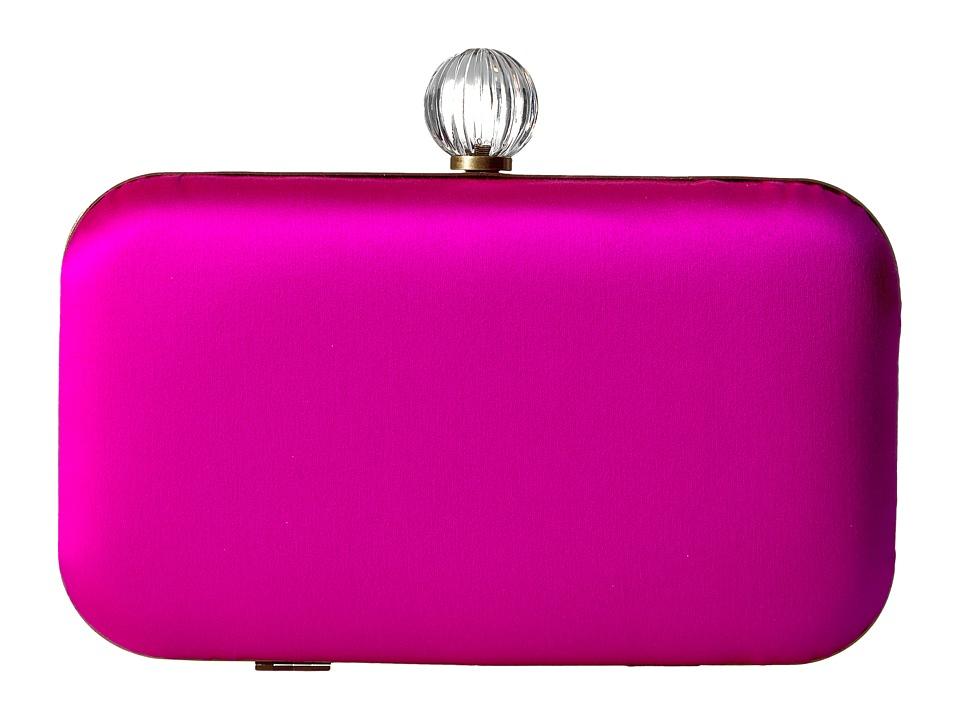 SJP by Sarah Jessica Parker - Ladybird (Candy Pink Satin) Handbags