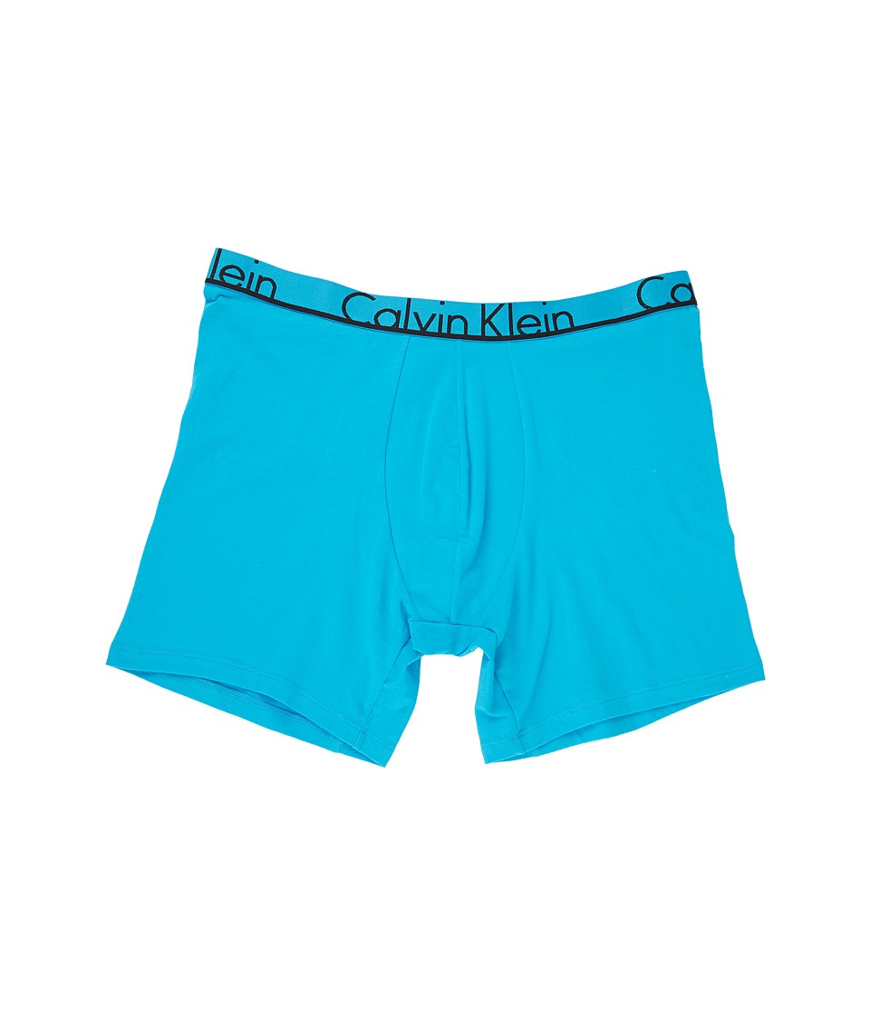 Calvin Klein Underwear - ID Cotton Boxer Brief (Paradise) Men's Underwear