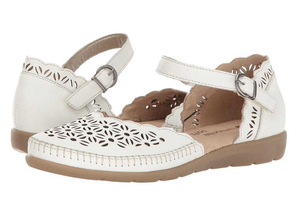 Rieker - D1916 Malea 16 (Weiss) Women's Shoes