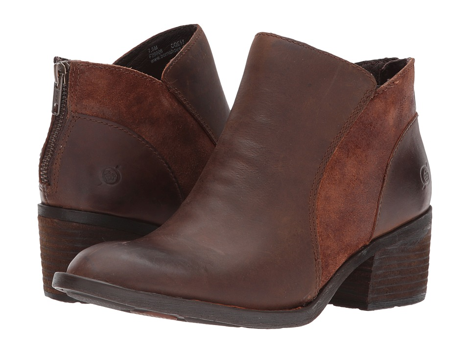 Born Pourri (Brown/Rust Combo) Women