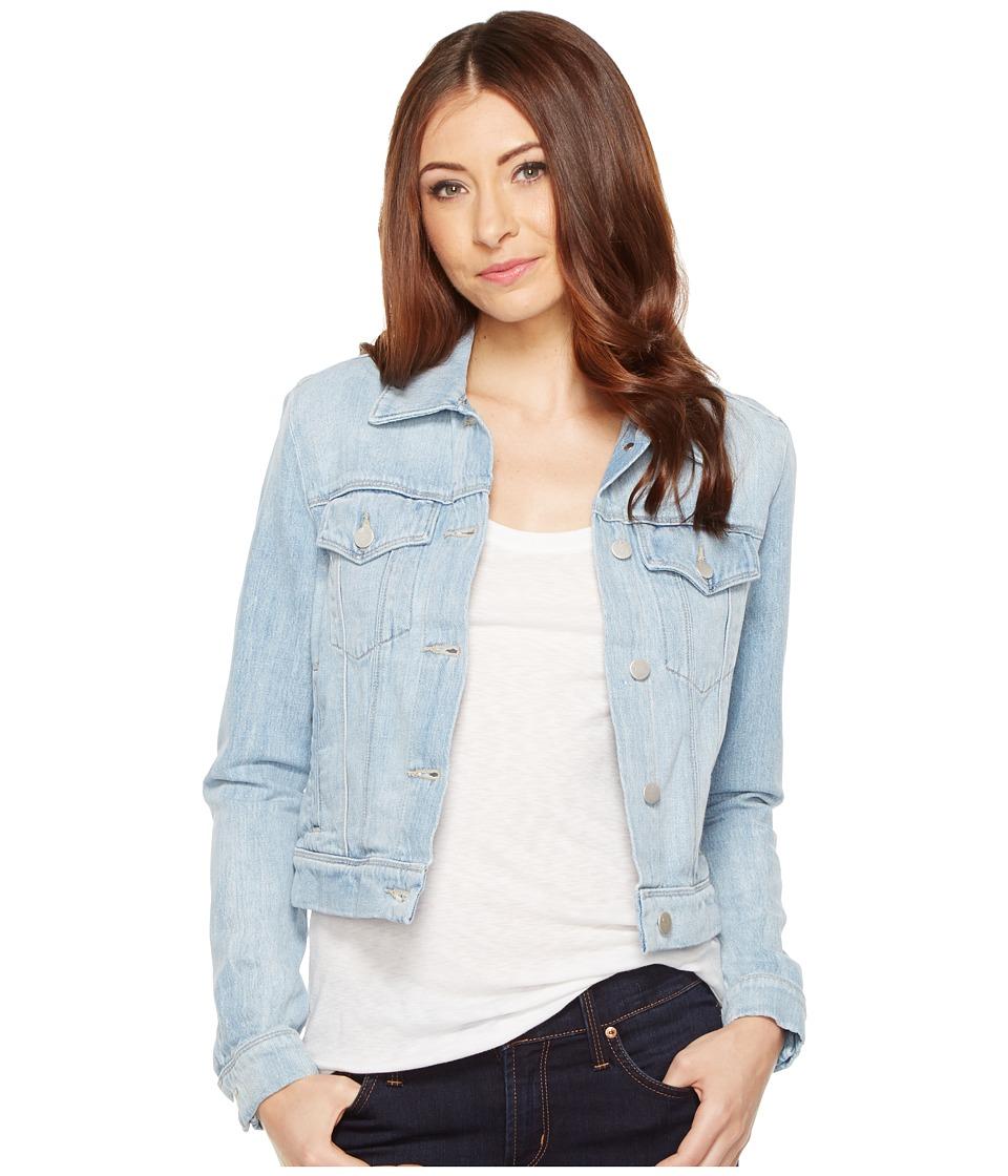 J Brand - Harlow Shrunken Jacket (Distance) Women's Coat