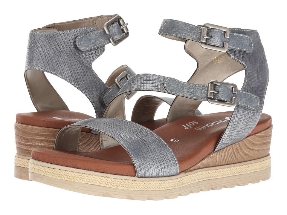 Rieker - D6351 Icess 51 (Denim/Denim) Women's Shoes