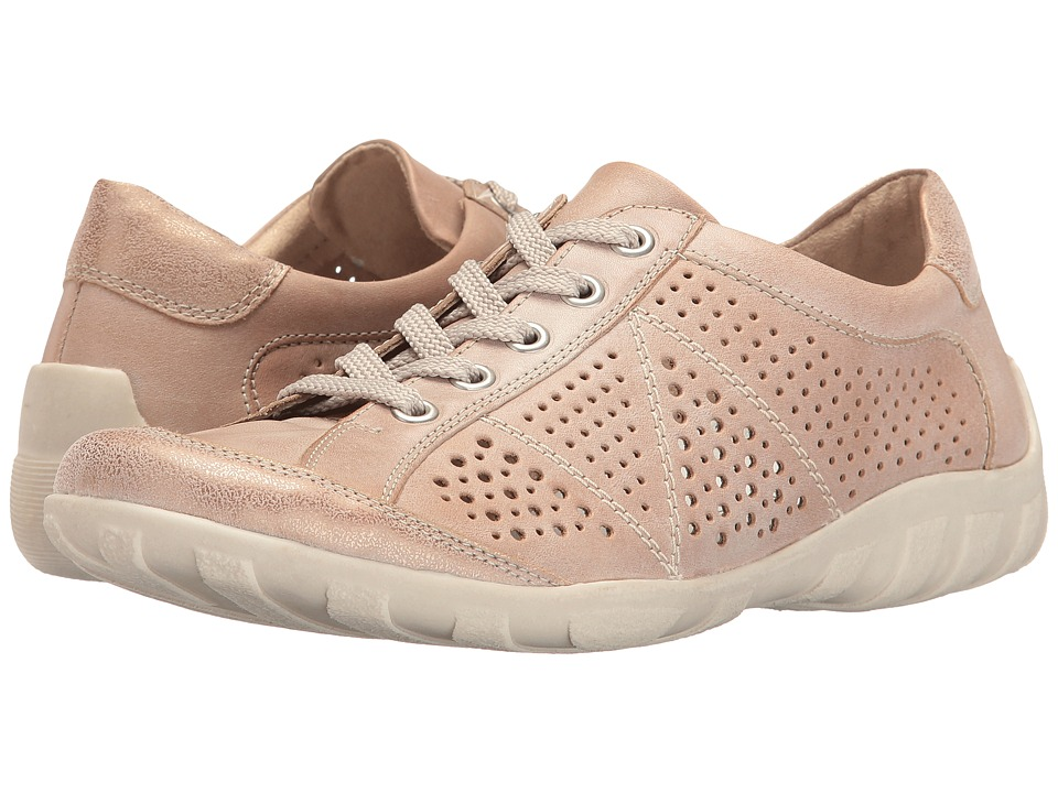 Rieker R3402 Liv 02 (Rose/White Nude) Women
