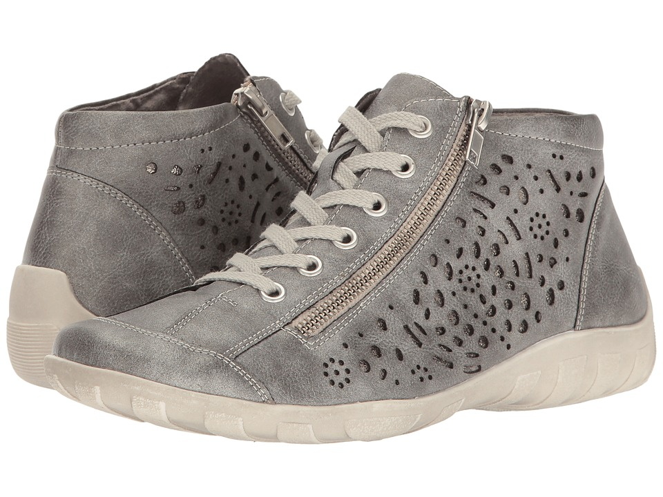 Rieker - R3463 Liv 63 (Grey/Antique) Women's Shoes