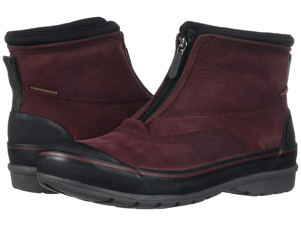 Clarks Muckers Hike (Burgundy Nubuck) Women