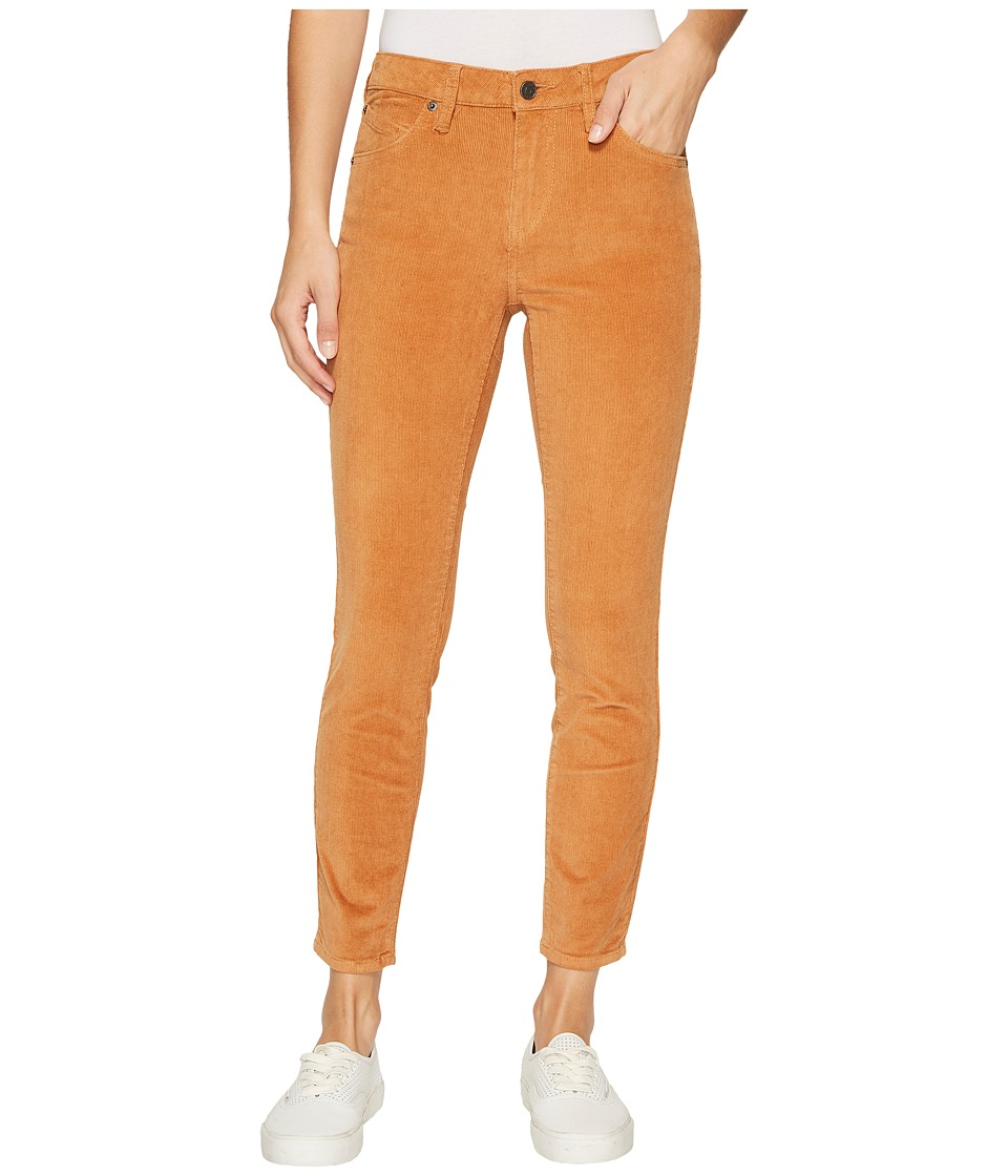 Volcom - Super Stoned Ankle Pants (Caramel) Women's Casual Pants