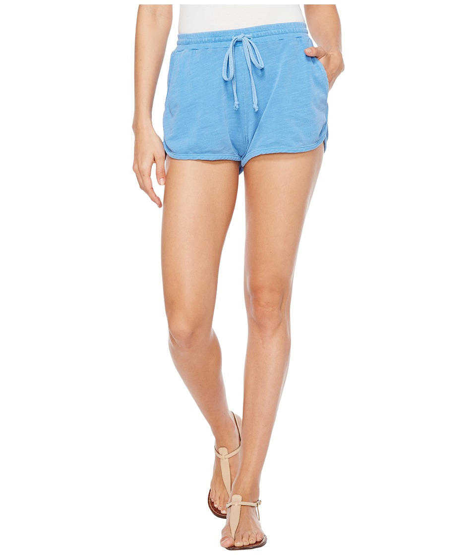Splendid - Sporty Shorts (Vintage Heritage Blue) Women's Shorts