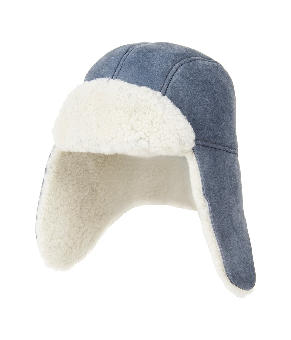 UGG Kids Sheepskin Trapper (Toddler/Little Kids) (Norse Curly) Cold Weather Hats