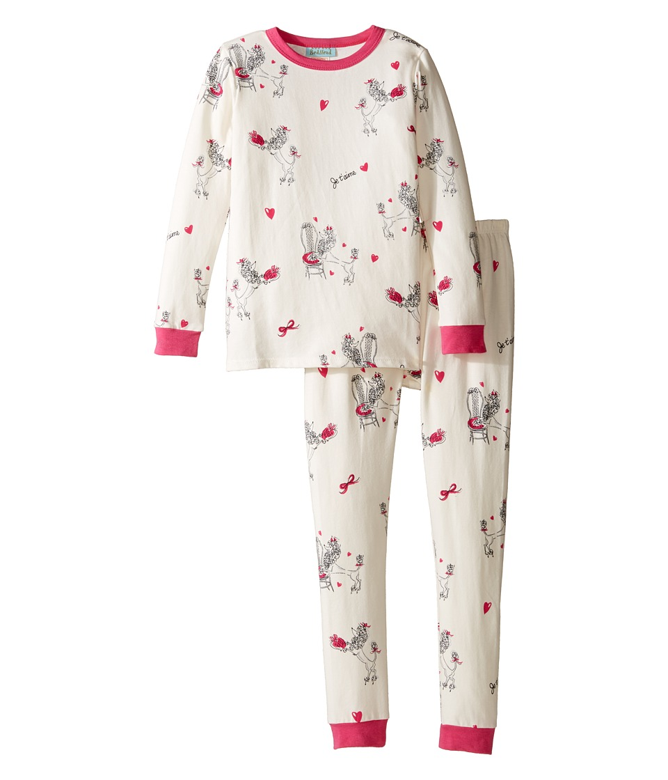 BedHead Kids - Long Sleeve Long Pants Set (Toddler/Little Kids) (Fifi) Girl's Pajama Sets