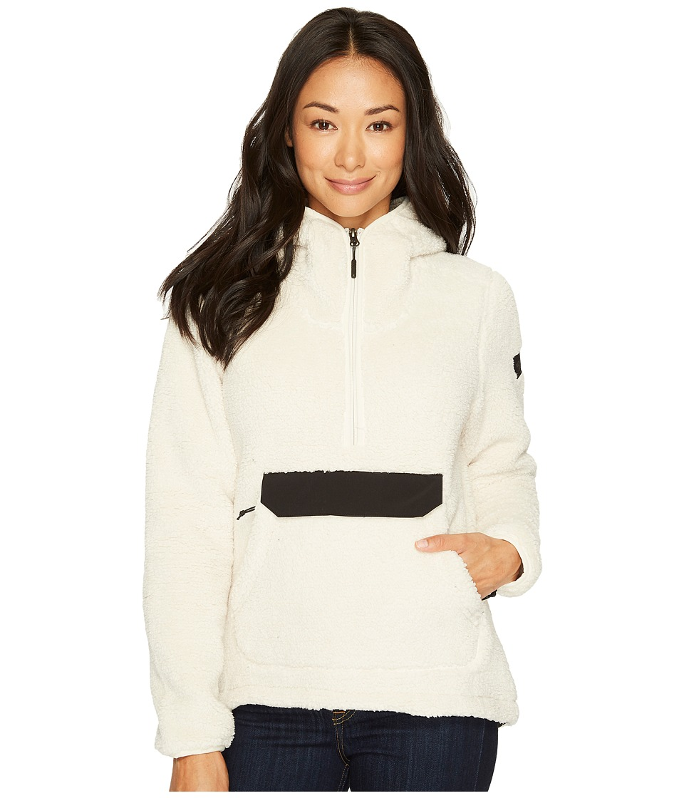 The North Face Campshire Pullover Hoodie (Vintage White) Women