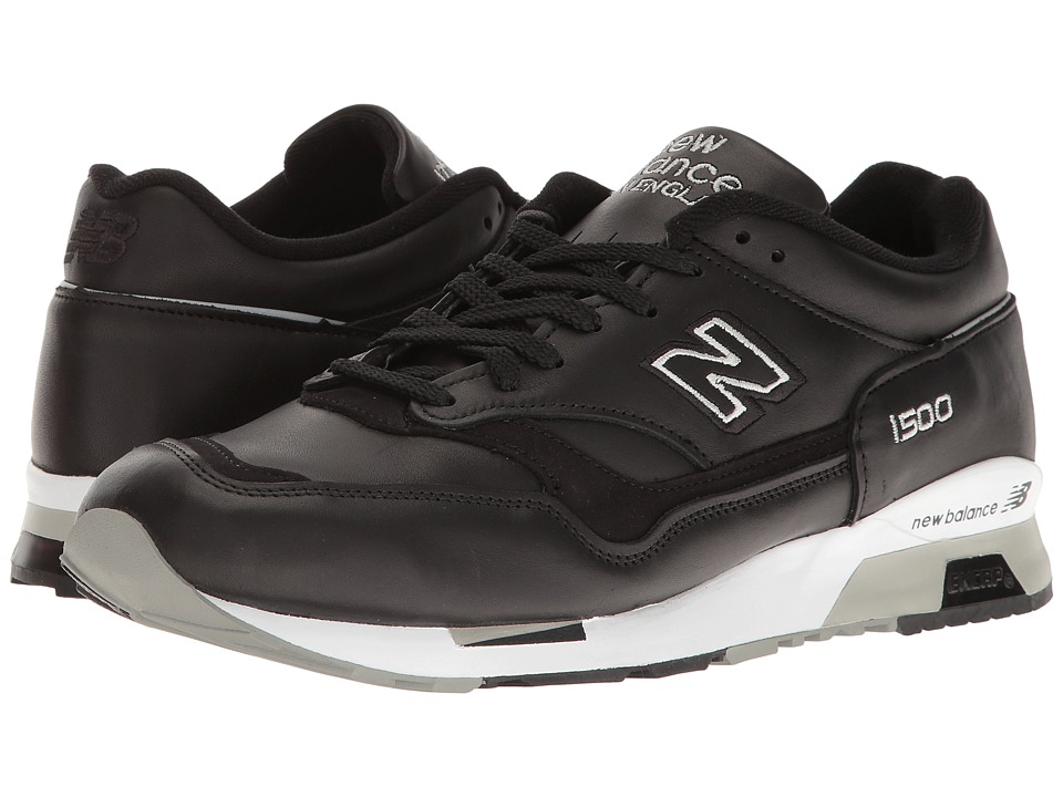 New Balance - M1500v1 (Black) Men's Running Shoes