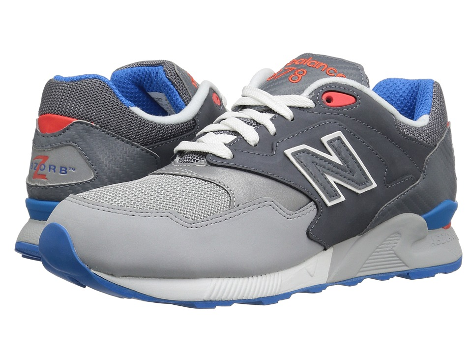 New Balance - ML878 (Lead) Men's Classic Shoes