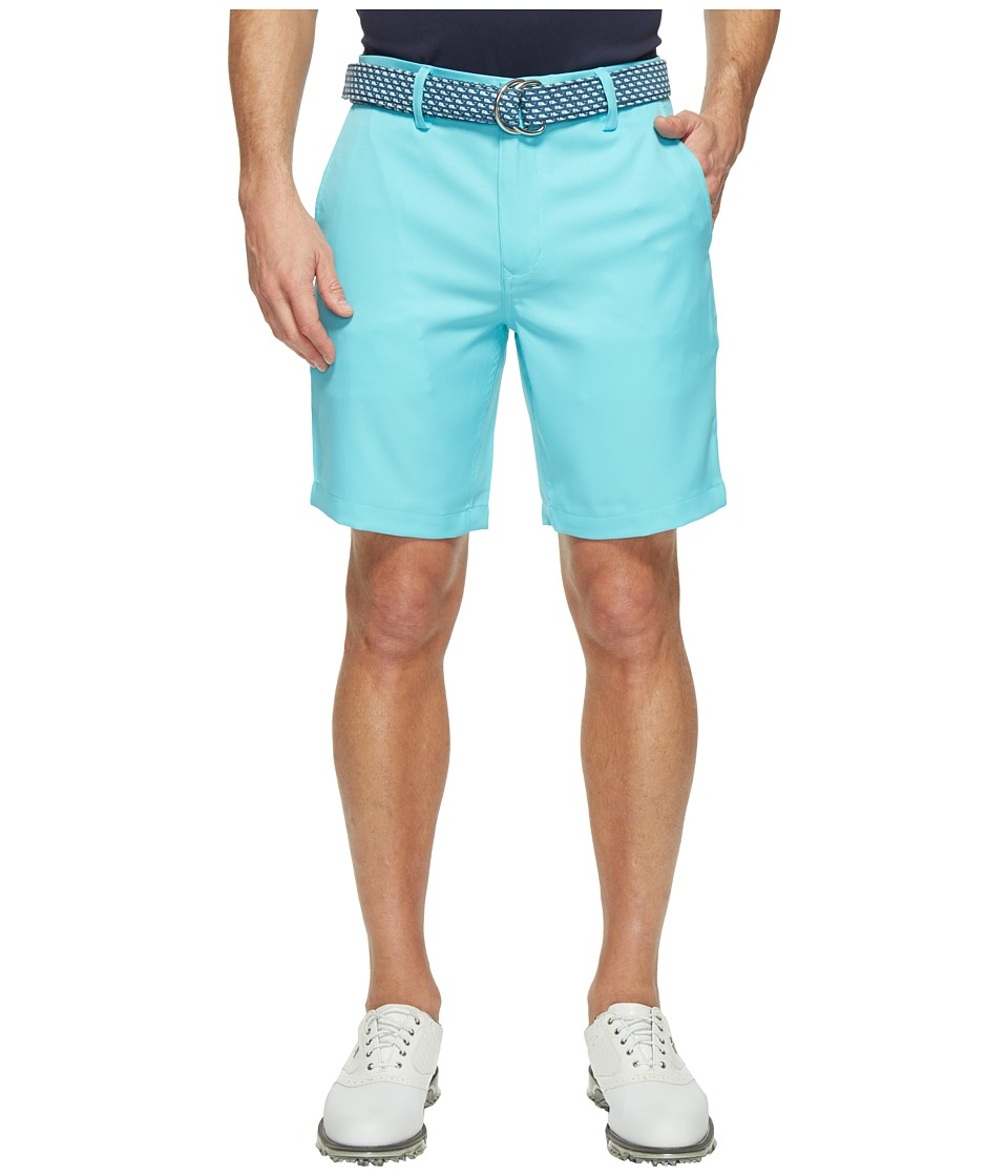 Vineyard Vines Golf - Links Shorts (Turquoise) Men's Shorts