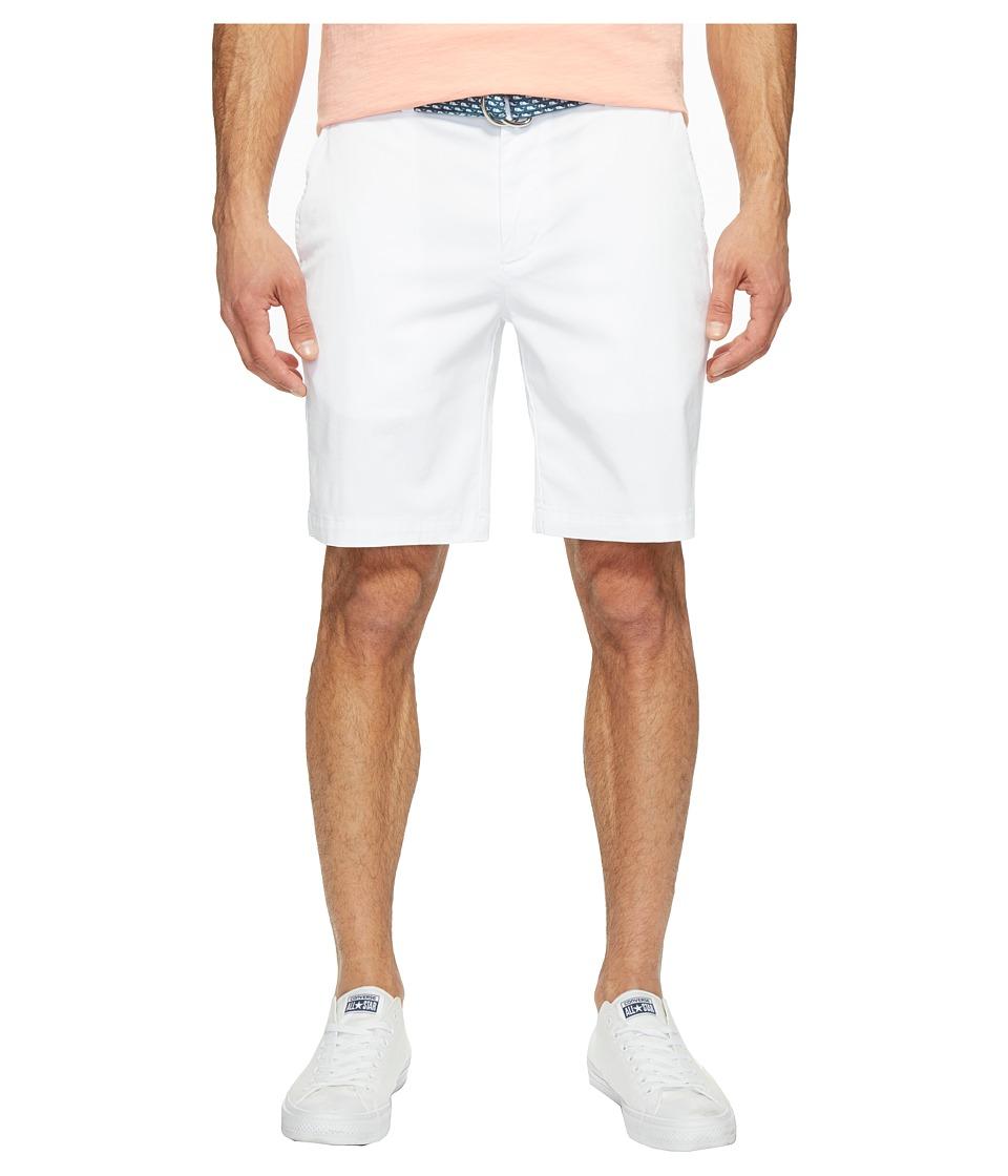 Vineyard Vines - 9 Stretch Breaker Shorts (White Cap) Men's Shorts