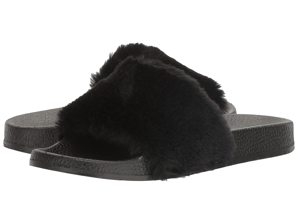 UNIONBAY Fuzzy (Black) Women