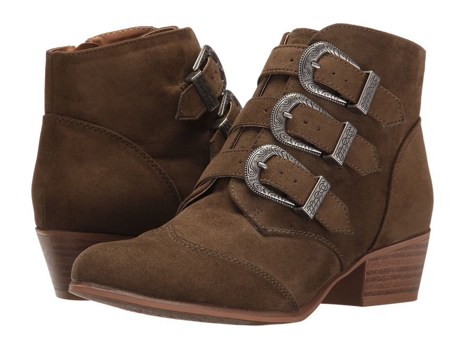 UNIONBAY - Treasure-U (Olive Green) Women's Shoes
