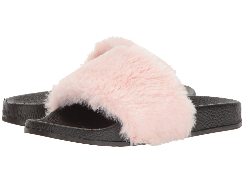 UNIONBAY - Fuzzy (Pink) Women's Shoes