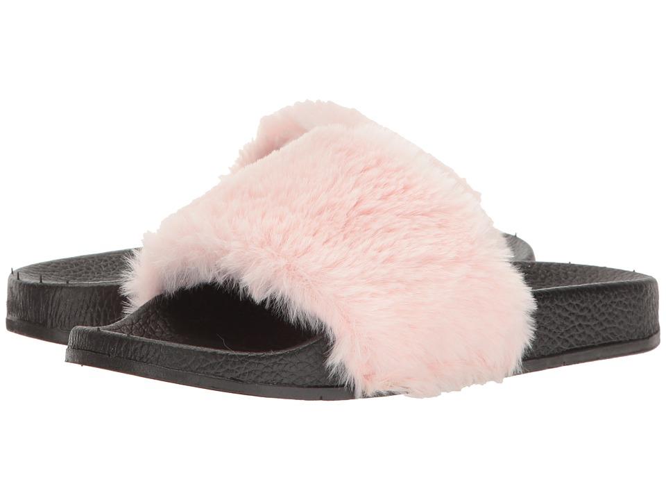 UNIONBAY - Fuzzy (Pink) Women's Shoes