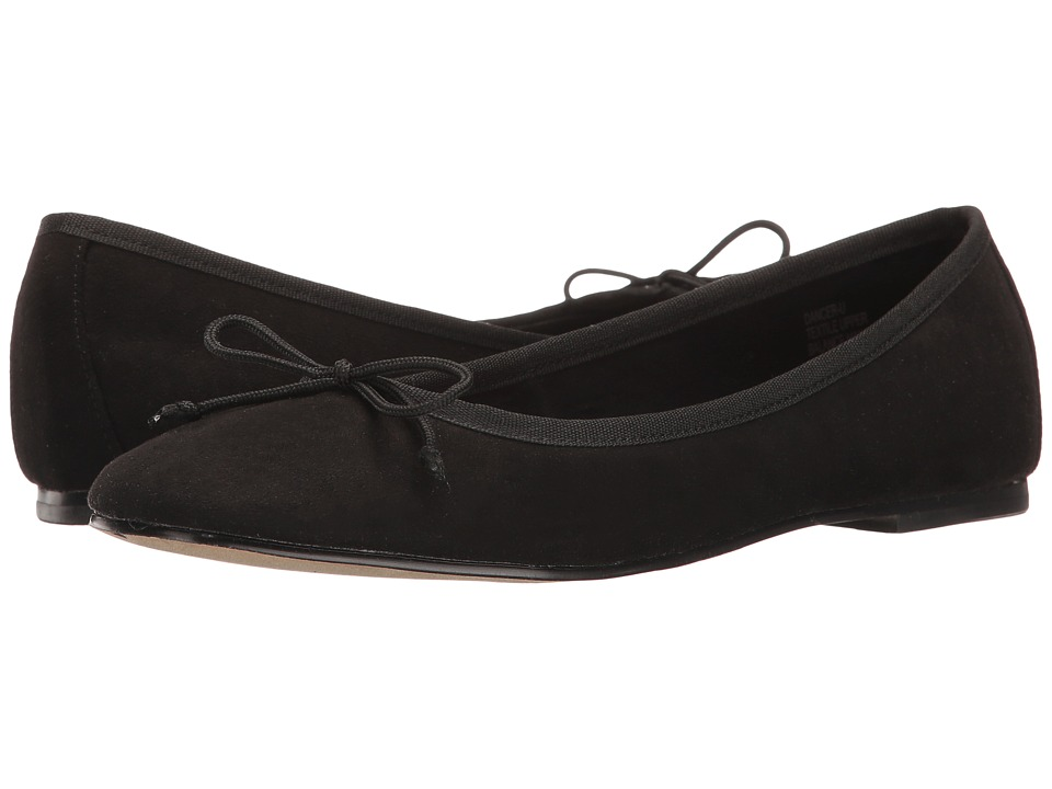 UNIONBAY Dancer-U (Black Suede) Women