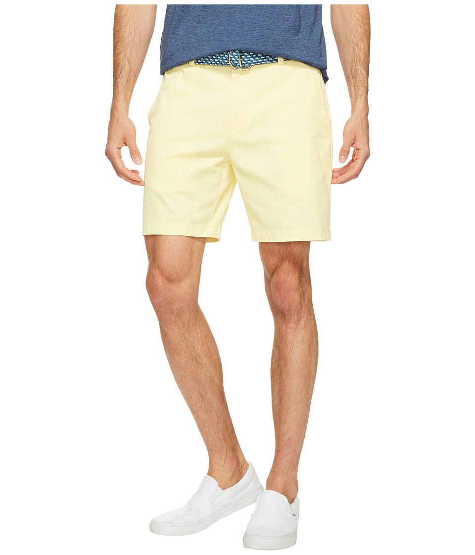 Vineyard Vines - 7 Stretch Breaker Shorts (Lemon Drop) Men's Shorts