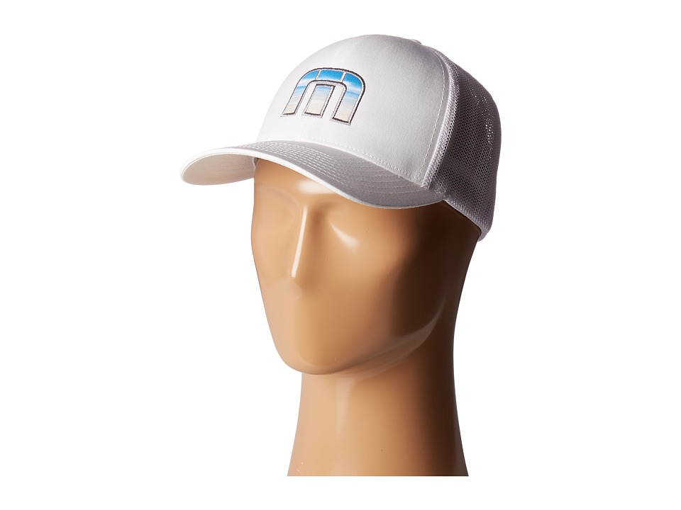 TravisMathew - Hirano (White) Caps