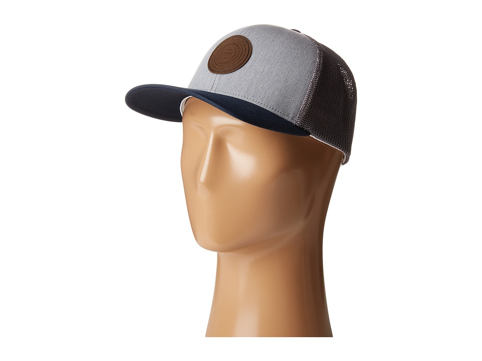 TravisMathew - Murdock (Heather Grey) Caps