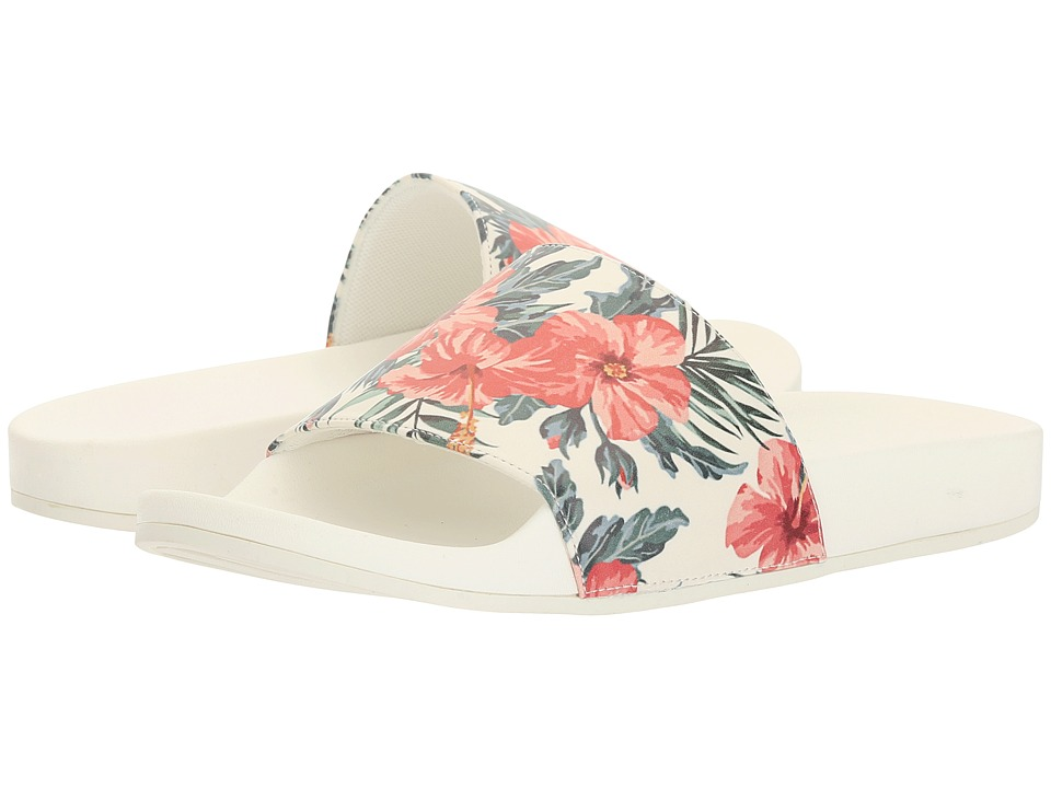 Esprit - March (Coral Floral) Women's Sandals