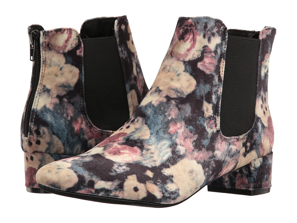 UNIONBAY - Blair-S17 (Printed Floral) Women's Shoes