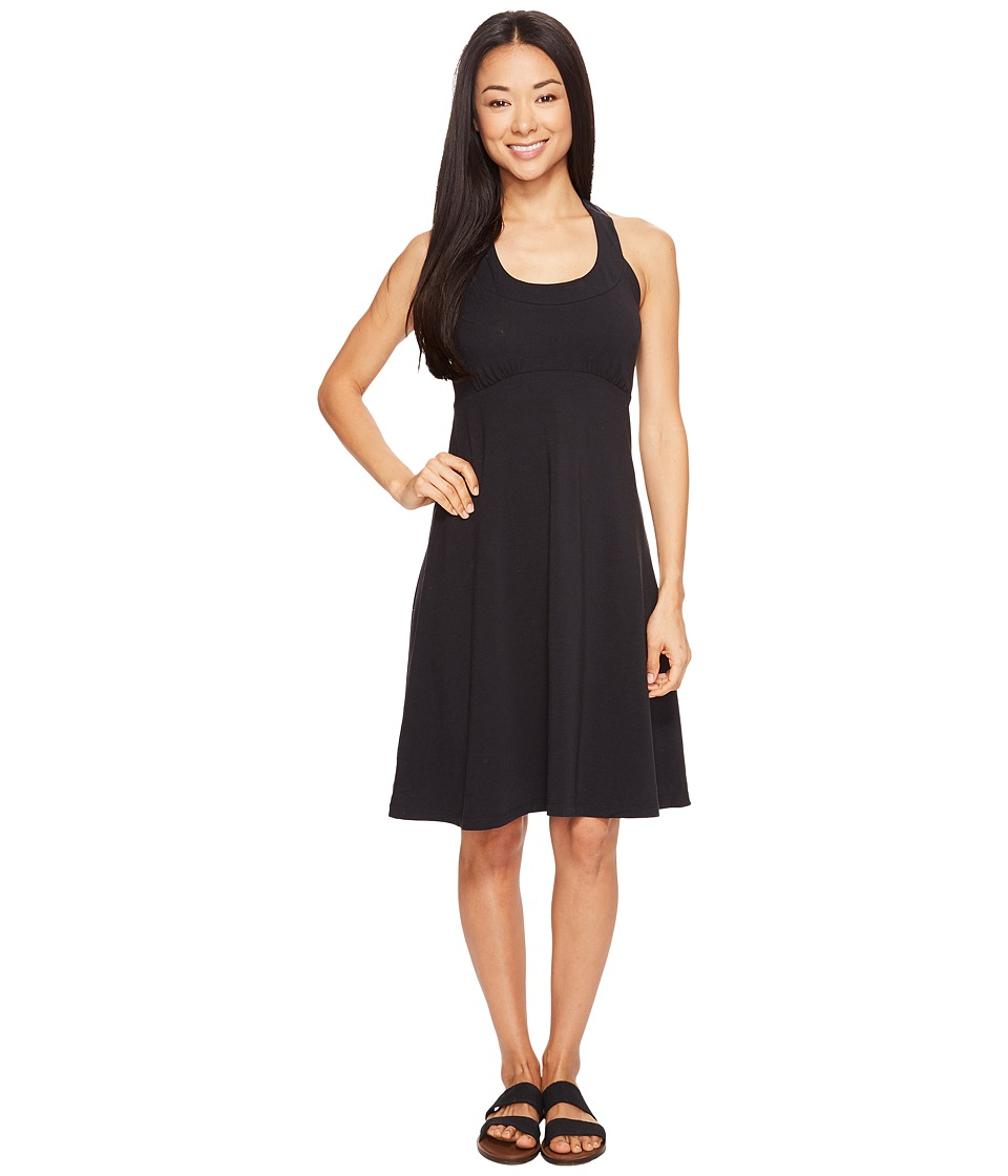 Prana Cali Dress (Black 1) Women