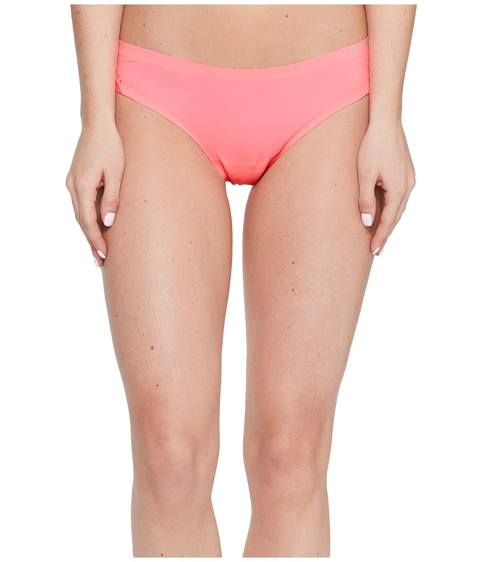 Columbia - Bonded Micro Thong (Vivid Orchid/Coral) Women's Underwear