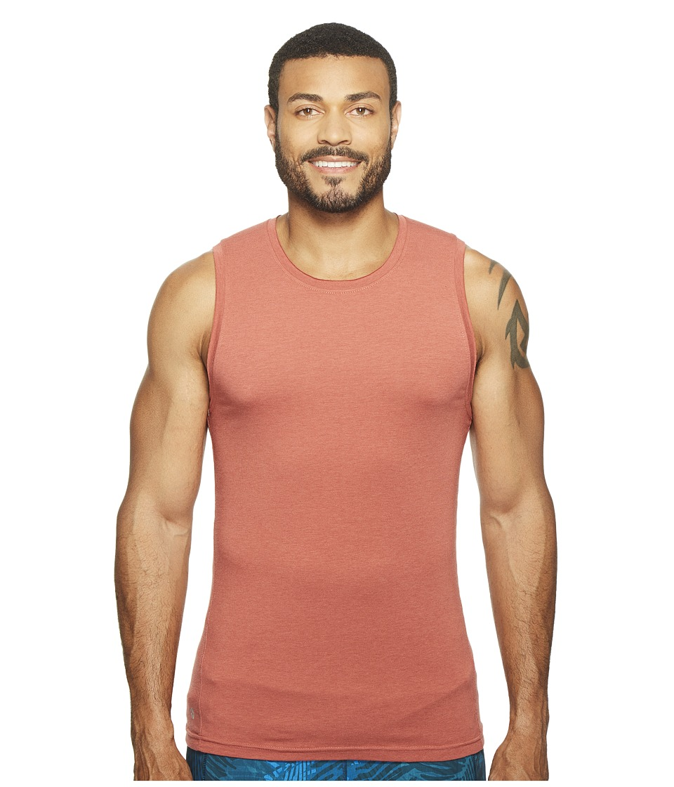 Manduka - Transcend Tank Top (Maka) Men's Sleeveless
