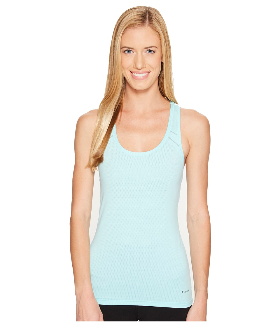 Columbia - Athletic Bonded Tank Top (Spring Water) Women's Underwear
