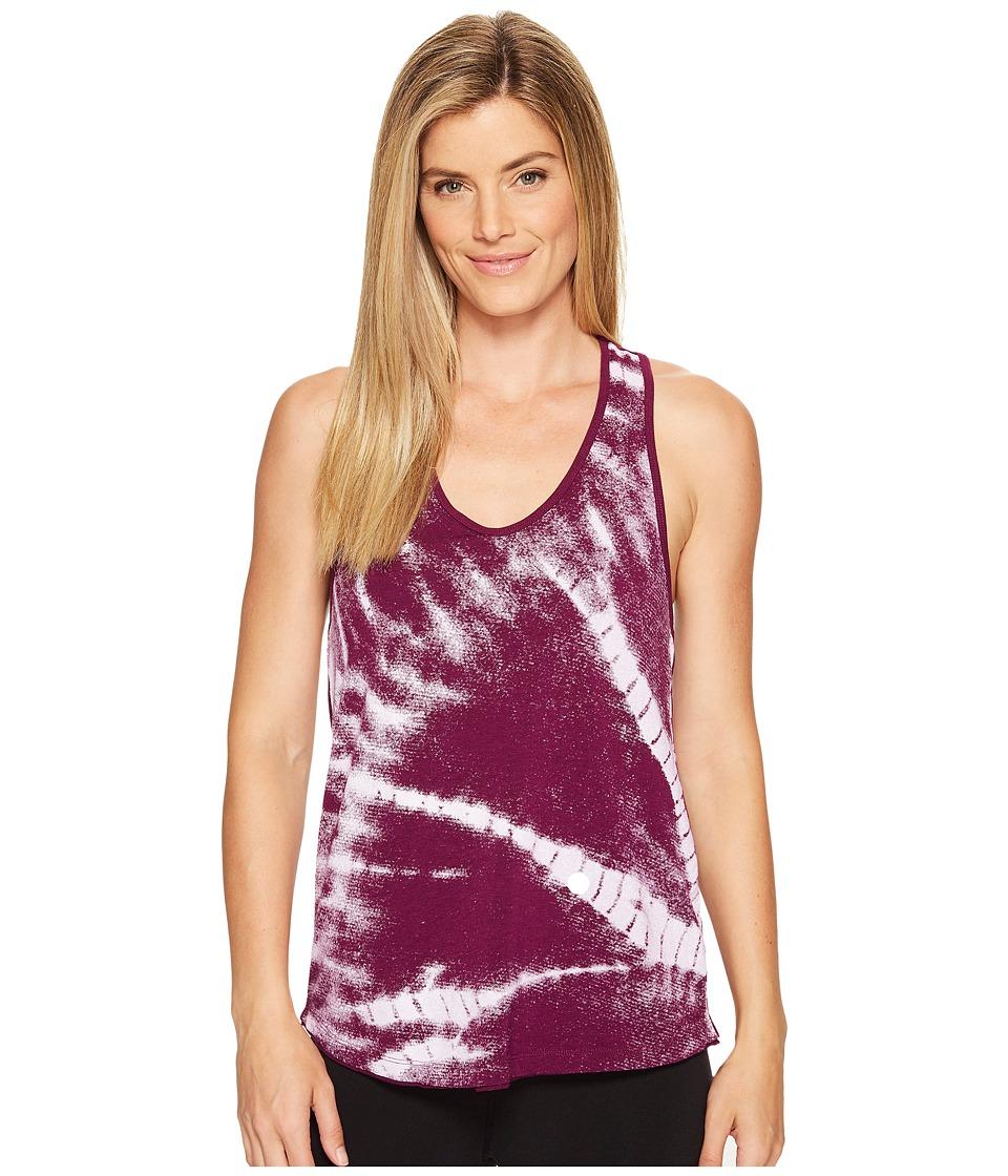 Manduka - Adorn Racer Back Tank Top (Root Print) Women's Clothing