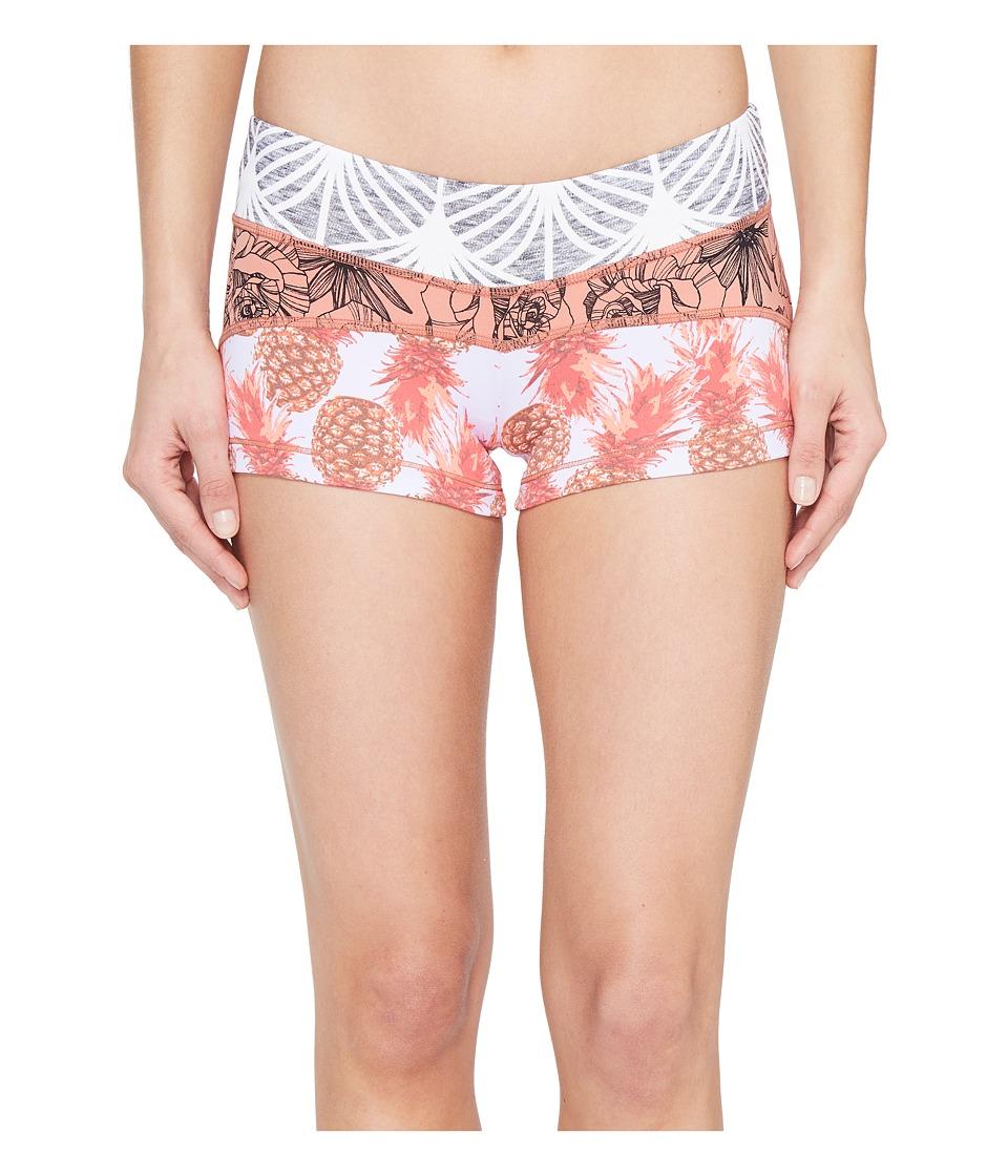 Maaji - Peaches Beaches Shorts (Bright Red) Women's Shorts
